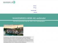 wanzenried-hess.ch