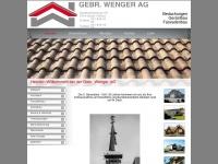 Wenger-bedachungen.ch