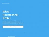 wickihaustechnik.ch