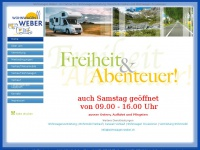 Wohnwagen-weber.ch