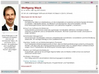 Wolfgang-weck.ch