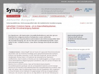 synapse-online.ch