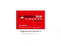 bahnhoftaxi-interlaken.ch
