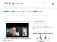 simplicity-speaker.ch
