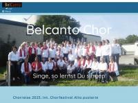 Belcanto-chor.ch