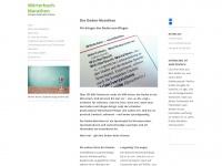 Woerterbuch-marathon.ch