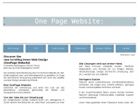 one-page-website.ch