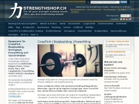 strengthshop.ch