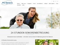Pro-senioris.ch
