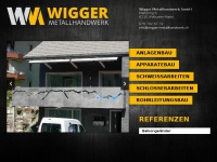 Wigger-metallhandwerk.ch