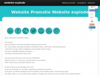 Website-explode.webklik.nl