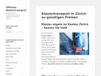 klaviertransport24.ch
