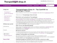 therapieliegen-shop.ch