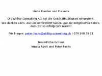 ability-consulting.ch