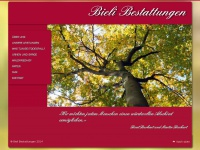 Bieli-bestattungen.ch