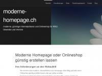 moderne-homepage.ch