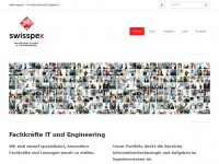 swisspex.com