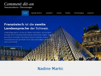 comment-dit-on.ch