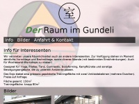 Der-raum-im-gundeli.ch