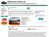 auto auto miete winterthur eine weitere wordpress website. Black Bedroom Furniture Sets. Home Design Ideas