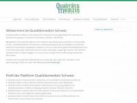 Qualitaetsmedizin.ch