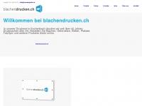 Blachendrucken.ch