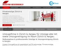 umzugsfirma-umzugsreinigung.ch