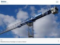 Blatter-bau.ch