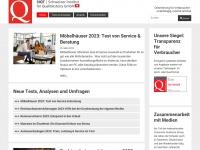 qualitaetstest.ch