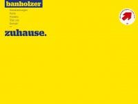Banholzer-bau.ch