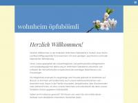 Wohnheim-oepfuboeimli.ch