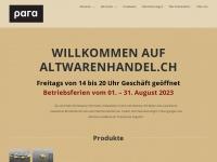 altwarenhandel.ch