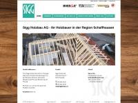 siggholzbau.ch