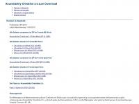 accessibility-checklist.ch
