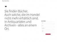 bucharchiv.ch