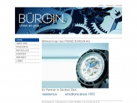 buerginag.ch