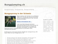 bungyjumping.ch
