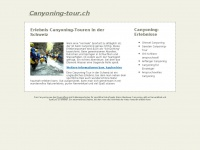canyoning-tour.ch