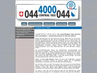 centraltaxi24.ch