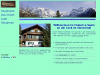 chalet-le-sapin.ch