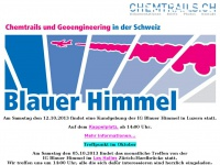 chemtrails.ch