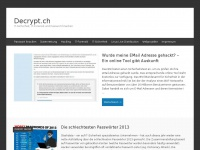 decrypt.ch